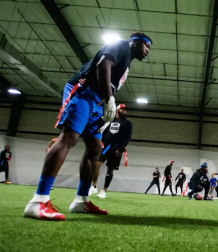 VIDEO: TSL Talks American Flag Football With Vick, OchoCinco, And More