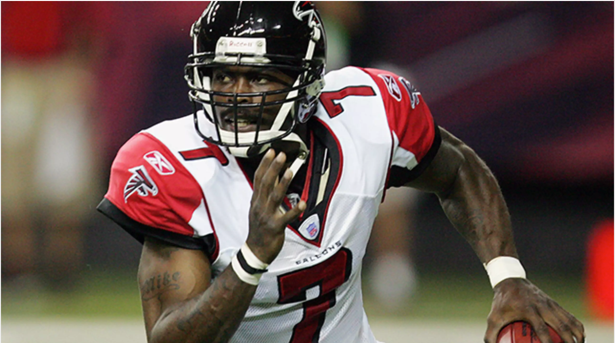 Former Falcons' star Competes on Field Again
