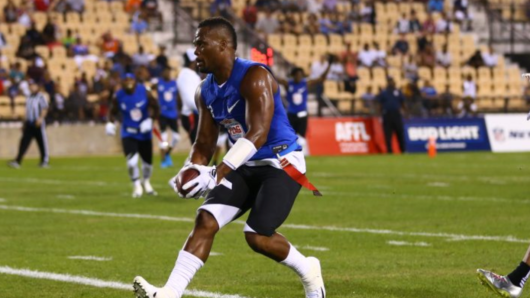 Fred Jackson finds new foothold in American Flag Football League
