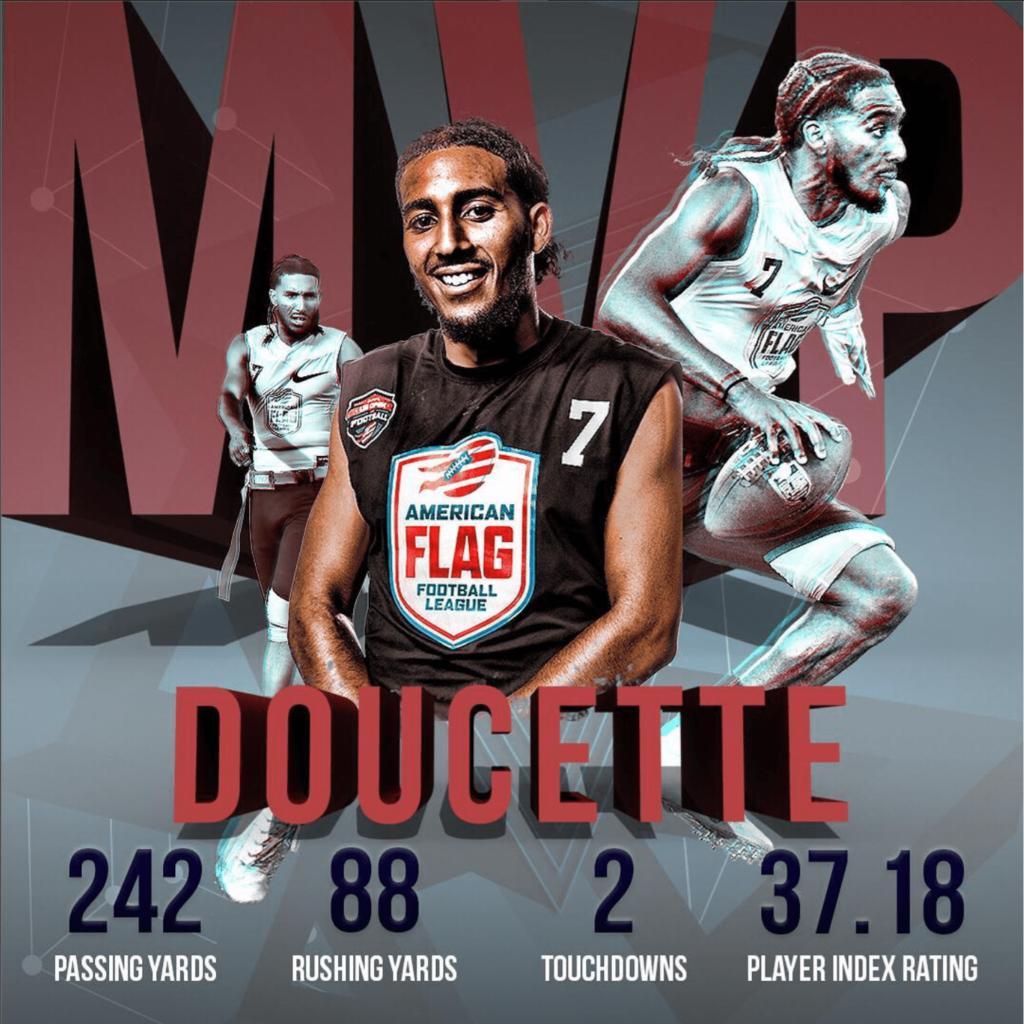"""Darrell """"Housh"""" Doucette Ultimate Final MVP"""