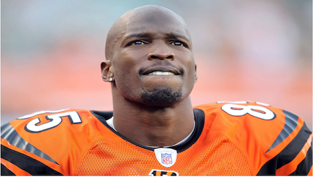 Former Bengals WR Chad Johnson playing in American Flag Football League on NFL Network