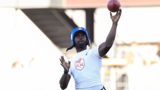 Atlanta shows Michael Vick love at AFFL tournament