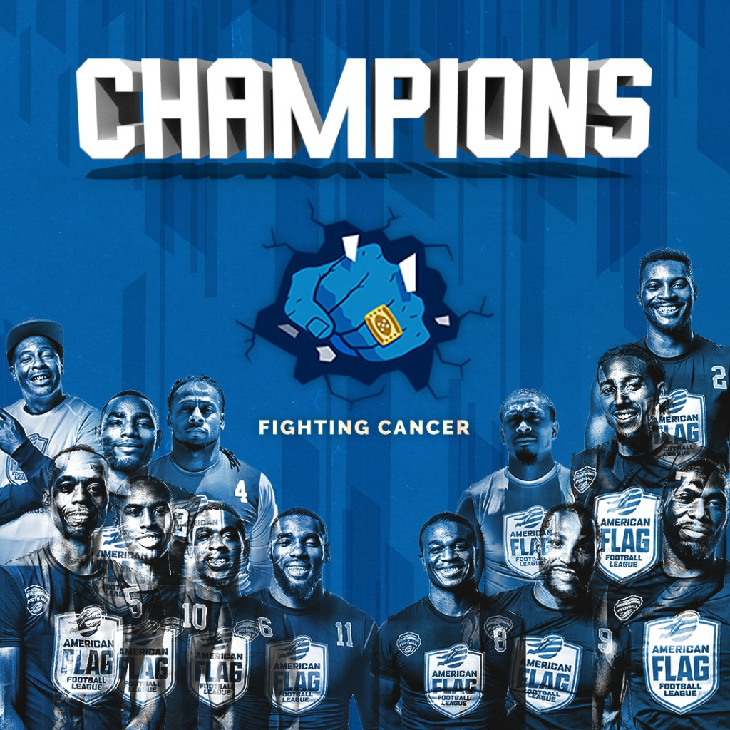 2018 US Open of Football $1,000,000 Ultimate Champions: Fighting Cancer