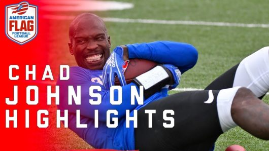 Ochocinco tries to lead team to the Ultimate Final