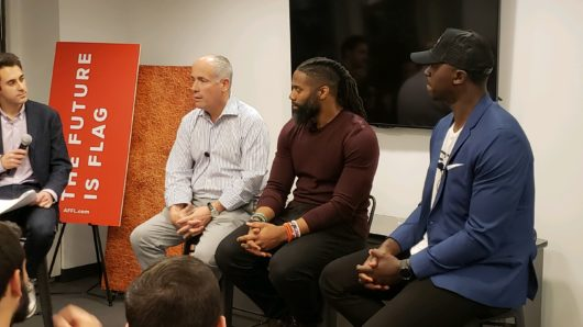New York based Flag Football Looks To Tackle A Marketplace