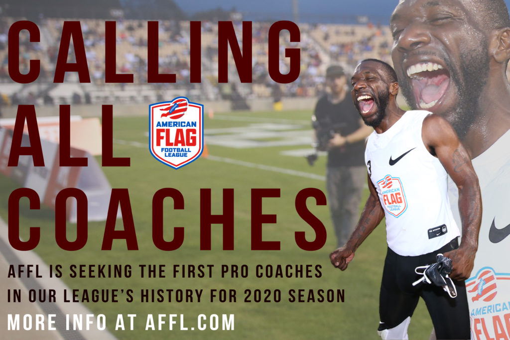 Calling all Coaches